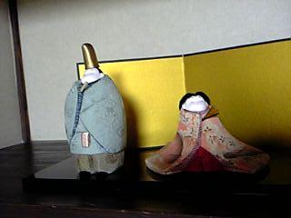 「おひなさま」山荘天水(天ヶ瀬温泉)