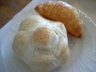 「洋朝食:パン」ハミルトン宇礼志野 トレ・コローネ(嬉野温泉)