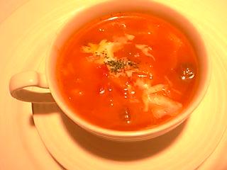 「田舎風スープ」博多和田門(福岡市)