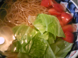 「金腿鮑魚麺」榮華(香港)