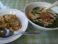 台湾豚骨ラーメン+チャーハン