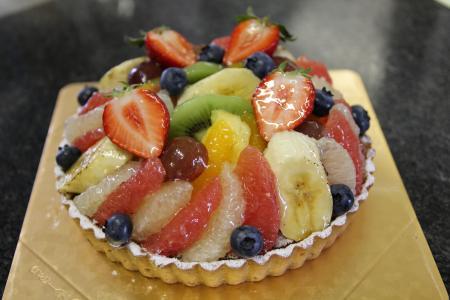 tarte fruit