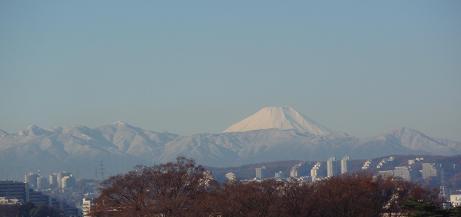 """""""窓の外の富士山"""""""