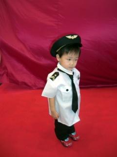 パイロット1