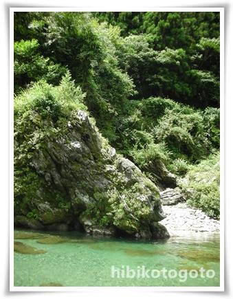 ラフティング川