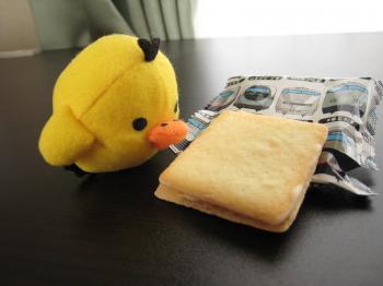 新幹線クッキー 4