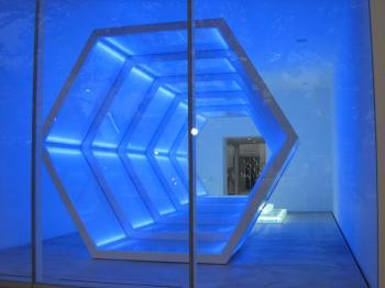 十和田美術館 宇宙の入り口