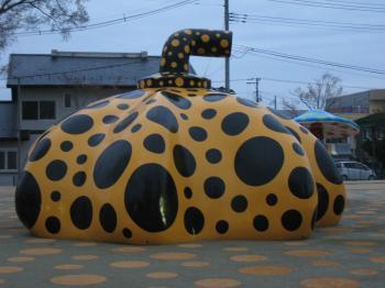 十和田美術館 かぼちゃ