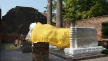 ワットチャイモンコン 涅槃像