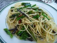 春野菜のペペロン