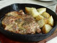 豚肉のオーブン焼き