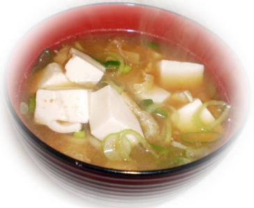 豆腐と油揚げ