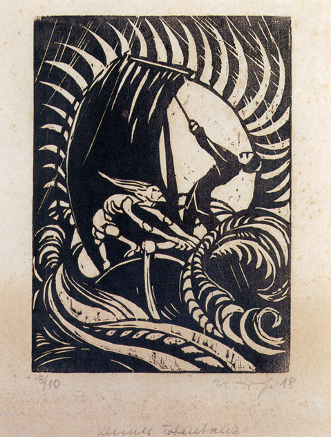 13-Hans-Friedrich-Grohs--Tod-und-der-Fischer-Death-and-the-Fisherman--1918[1]