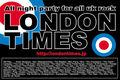 london times50表