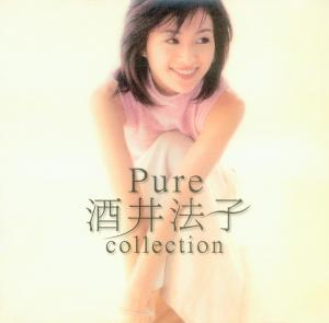 Cover:酒井法子-PURE collection
