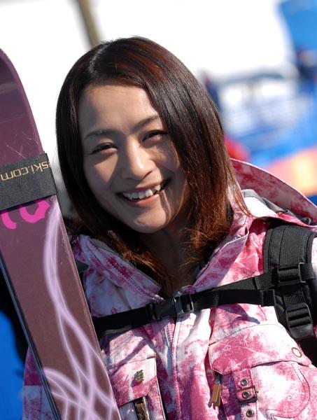 上村愛子3