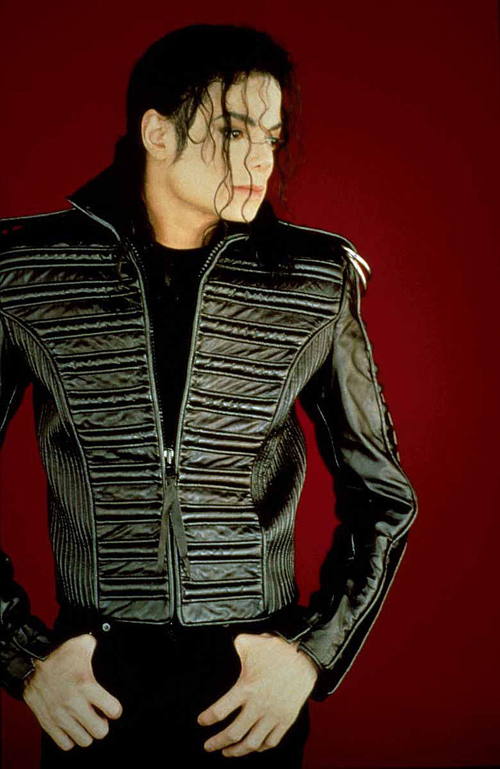 マイケル・ジャクソン3