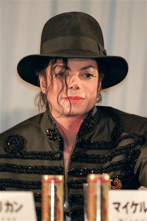 マイケル・ジャクソン11
