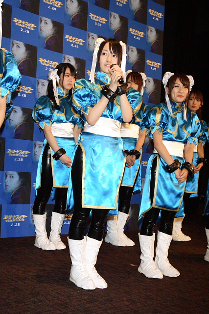 AKB48春麗32