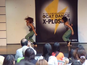 なんばOCATのヒップホップダンス