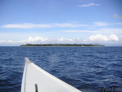 バリガサク島