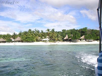 バリガサク島2