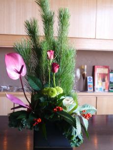 new year arrangement2