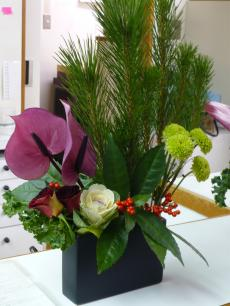 new year arrangement4