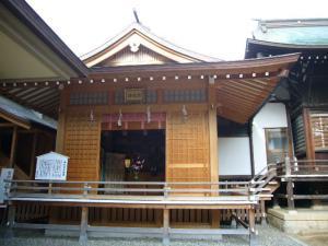 20080304葛飾八幡宮 帝釈天3