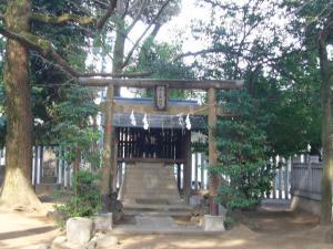 20080304葛飾八幡宮 帝釈天7