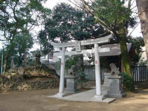 20080304葛飾八幡宮 帝釈天8