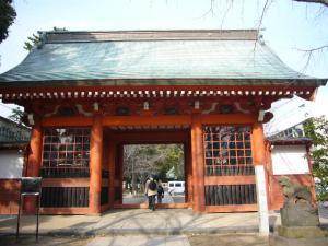 20080304葛飾八幡宮 帝釈天9