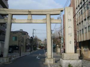 20080304葛飾八幡宮 帝釈天10