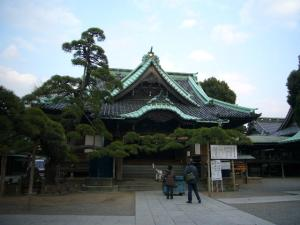 20080304葛飾八幡宮 帝釈天13