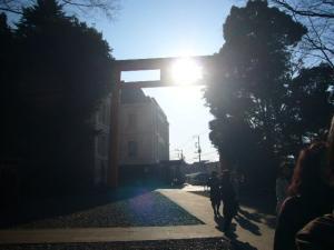 20080308高麗神社 秩父神社2