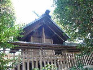 所沢神明社、田無神社、井草八幡他8