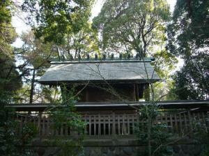 所沢神明社、田無神社、井草八幡他9