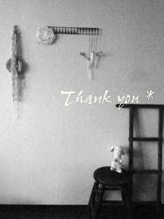 Thank you *