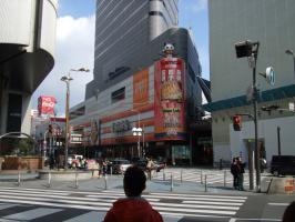 梅田阪急東通商店街