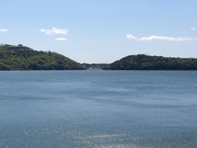 22.4.17 浜名湖の水はきれいですね