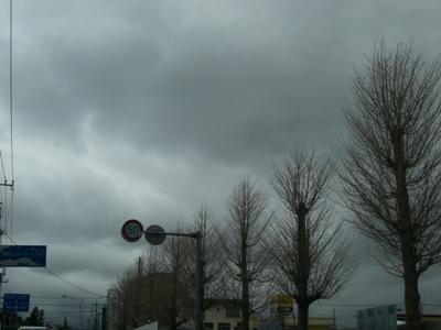 22.4.17 お空がどんより