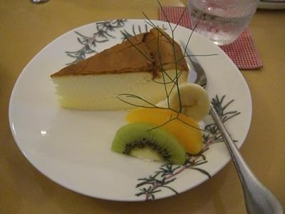 22.6.27 とうちゃんのニューヨークチーズケーキ