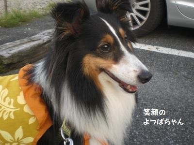 2010.7.4 今日は笑顔ですねよつばちゃん