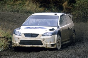 Focus WRC 2006 test version