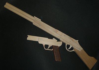 FAF08 ライフル