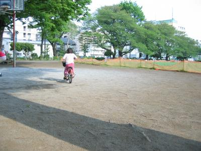 2011 04 29 自転車デビュー