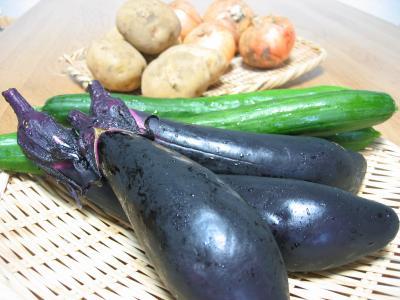 2011 07 11 夏野菜