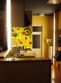 照明-キッチン