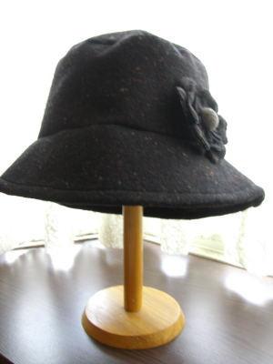 ウール帽子