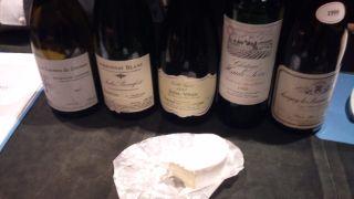 プチグレシャンベノア+vin blancs